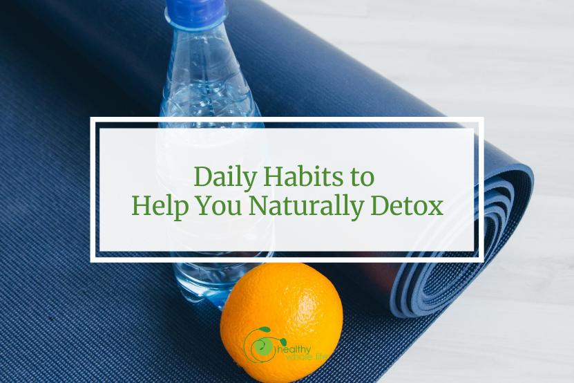 daily habits header image water orange