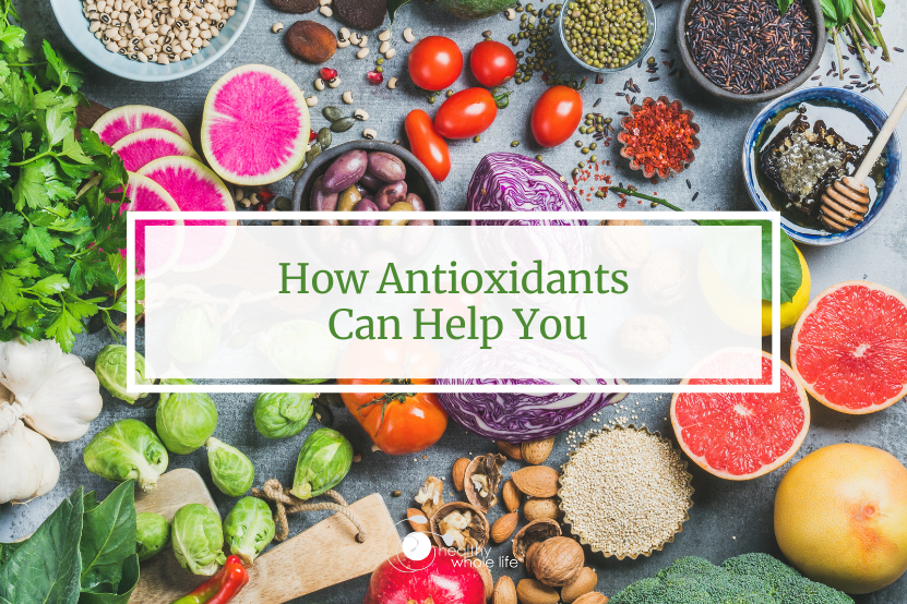 how antioxidants can help you whole foods image