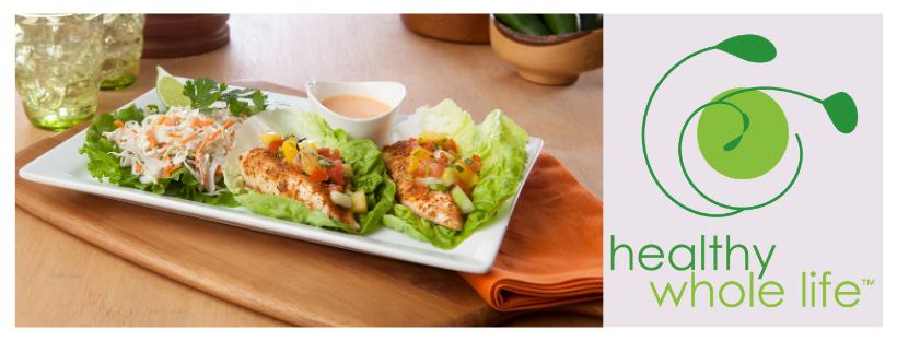 lettuce fish taco