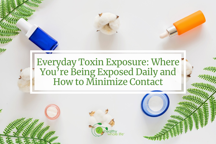toxin exposure personal contact