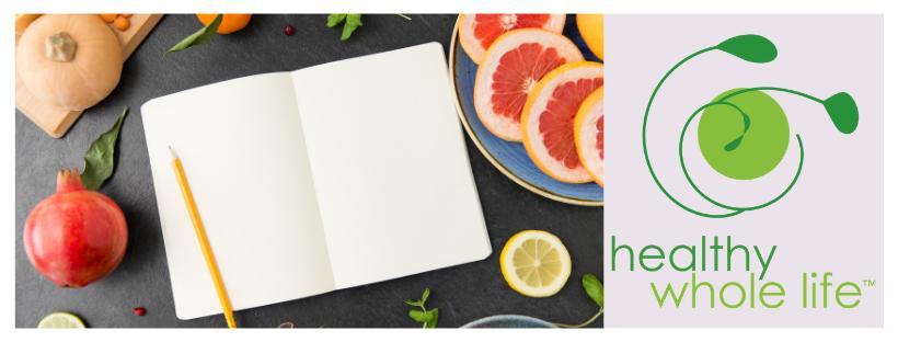 food journal grapefruit vegetables