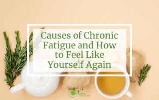 causes of chronic fatigue calm stress
