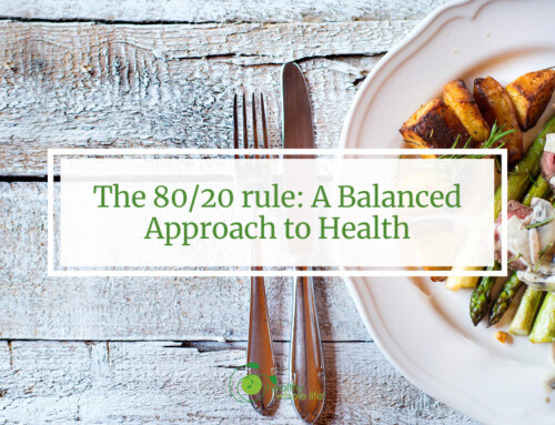 The 80/20 rule: A Balanced Approach to Health