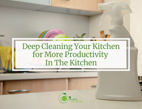 Deep Cleaning Your Kitchen for More Productivity