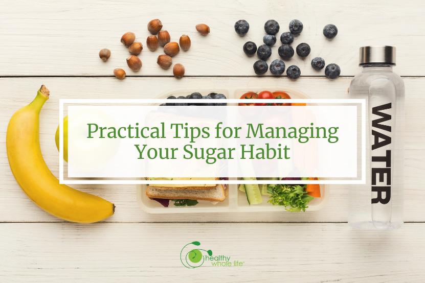 healthy snacks to ditch sugar
