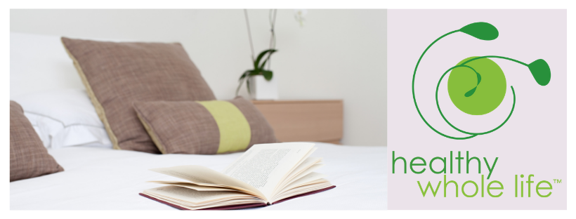 calm room read book bedtime
