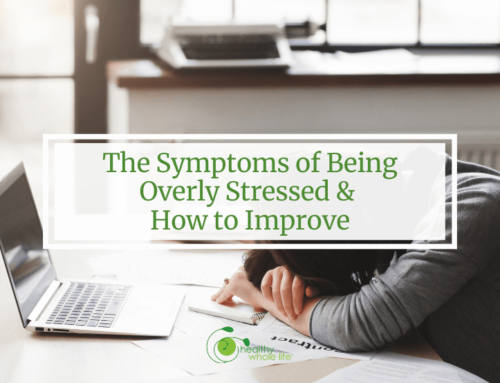 The Symptoms of Being Overly Stressed
