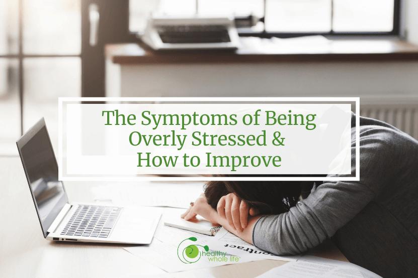 stress improve with yoga self care
