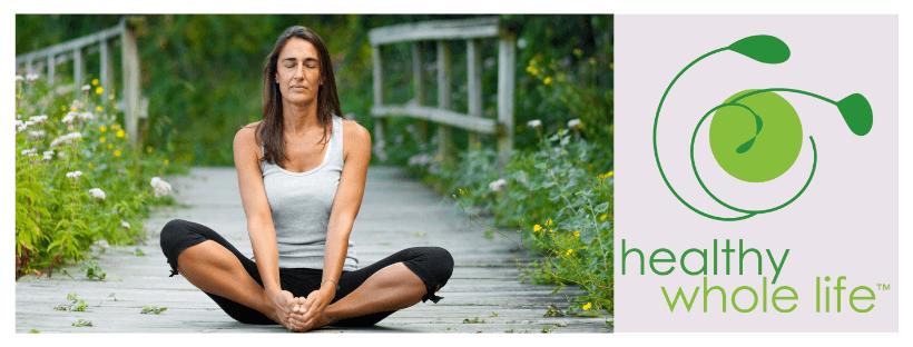 meditate woman nature