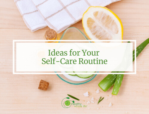 Ideas for Your Self-Care Routine