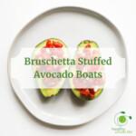 avocado stuffed boats