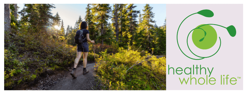 boost immune system with fitness nature hike