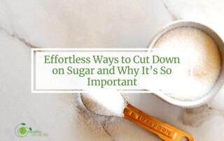 Effortless Ways to Cut Down on Sugar sugar bowl spoon