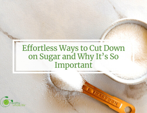 Effortless Ways to Cut Down on Sugar and Why It's So Important